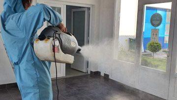 Dezinfektimi po bëhet në të gjitha njësit, Gjakovë, Prizren, Rahovec si dhe Stacioni i Filtrimit!